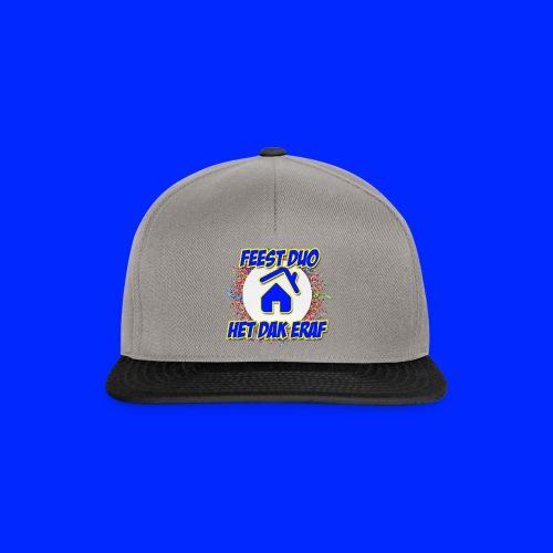 Feest Duo Het Dak Eraf - Snapback cap
