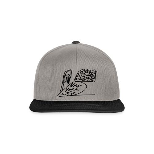 New_York - Casquette snapback