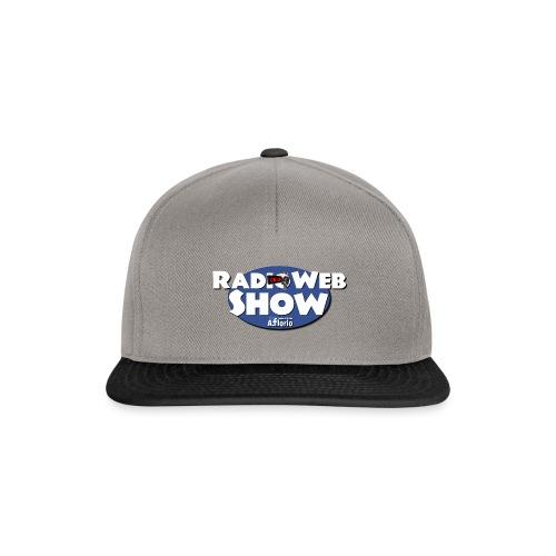 Logo RadioWebShow - Snapback Cap