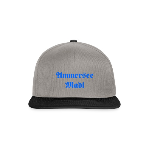 Ammersee Madl - Snapback Cap