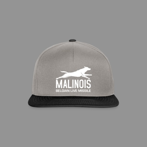 Belgian shepherd Malinois - Snapback Cap