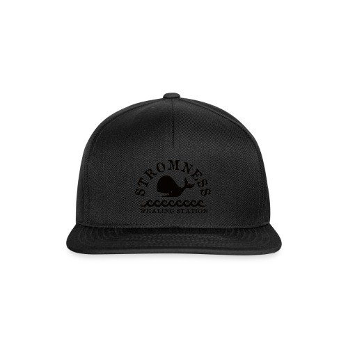 Sromness Whaling Station - Snapback Cap