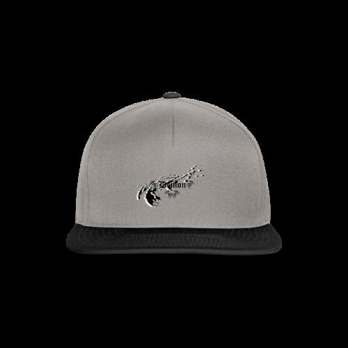 Demon Black - Snapback Cap