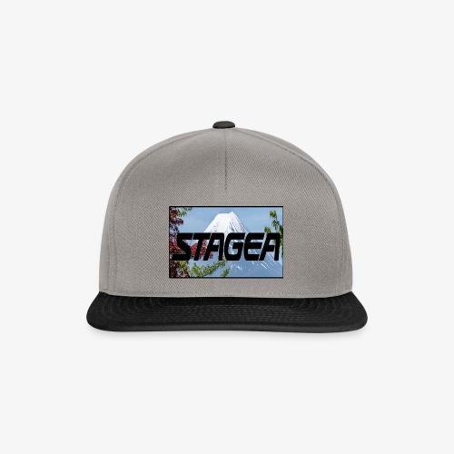 Fuji - Snapback Cap