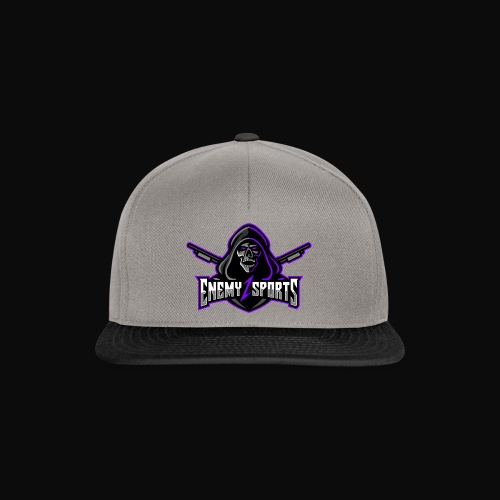 lila - Snapback Cap