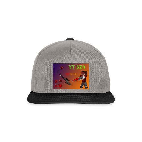 yt 3z4 - Snapback Cap