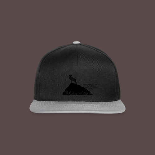Muflone Halftone - Snapback Cap