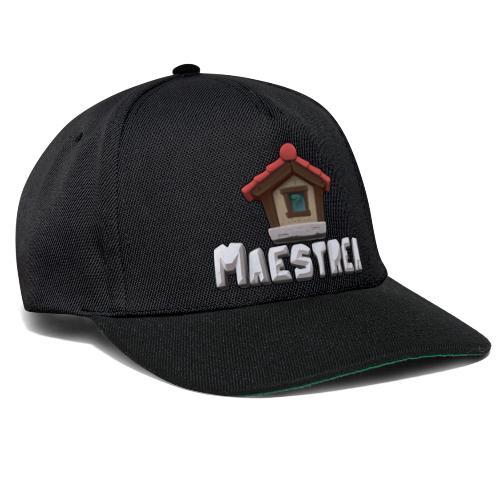 Maestrea Logo - Snapbackkeps