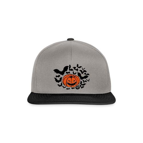 Pumpkin Bats - Snapback Cap