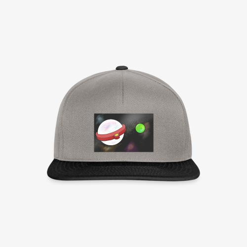 Gobstoppers in Space - Snapback Cap
