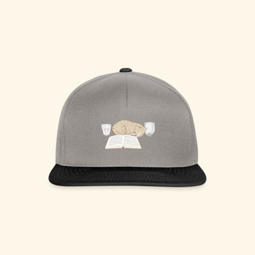 Cats'n'Books - Snapback Cap