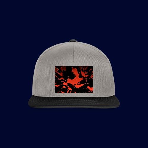 crazy red - Snapback Cap