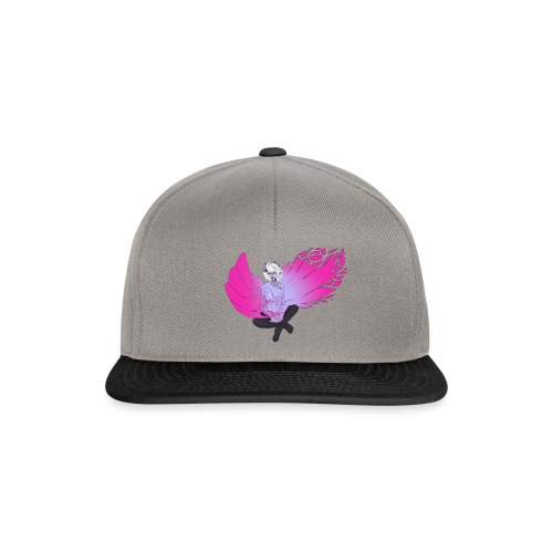 Dystopic Angel - Snapback Cap