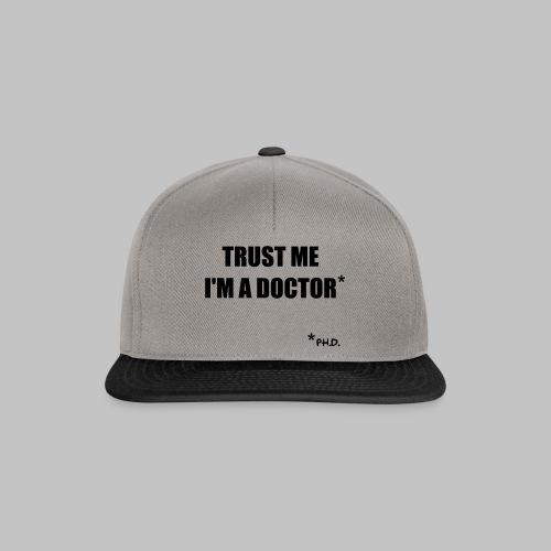 Trust me - Snapback Cap