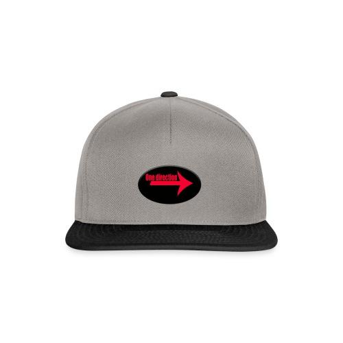 una direccion - Snapback Cap