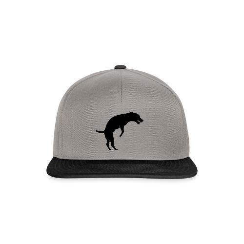 funny dog - Snapback Cap