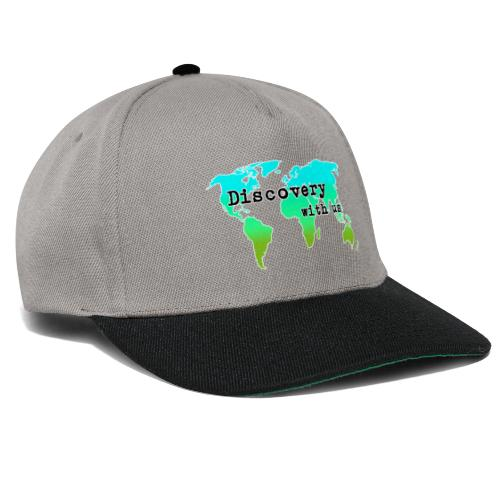 Discovery With Us LOGO - Snapback Cap