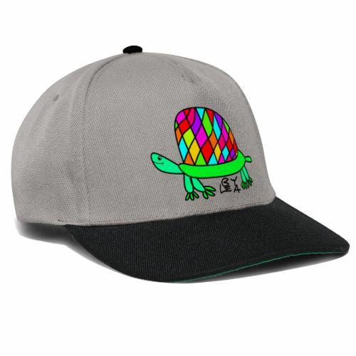 Schildkröte von Lea Version 2 - Snapback Cap