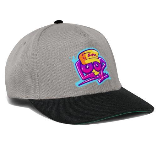 Graffiti I AM LOOP - Snapback Cap