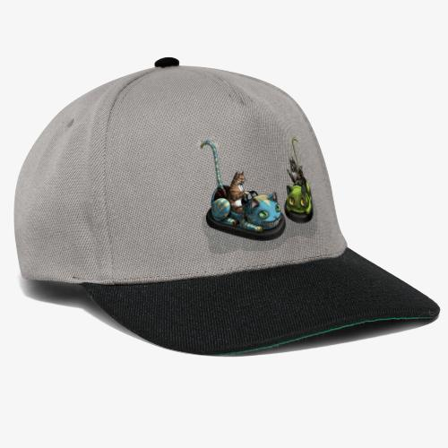 Cat Dodgems - Snapback Cap