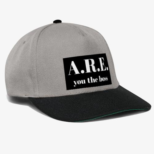 AREyou the boss - Snapback Cap