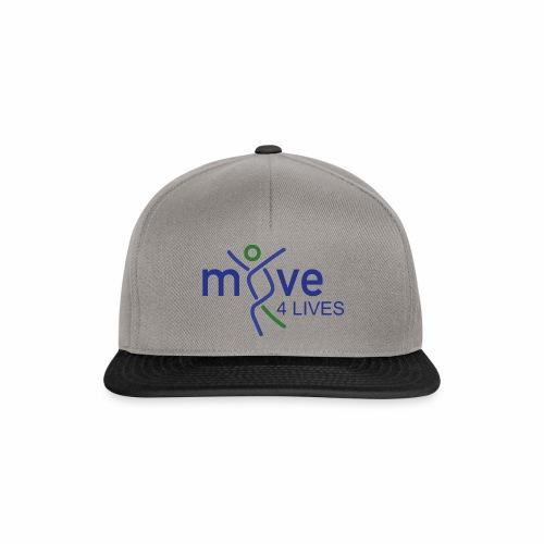 Move4Lives - Snapback Cap