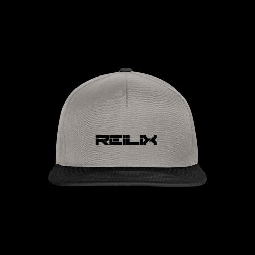 Reilix Logo Merch - Snapback Cap