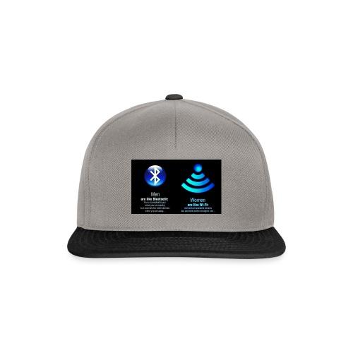 WIFI - Snapback cap