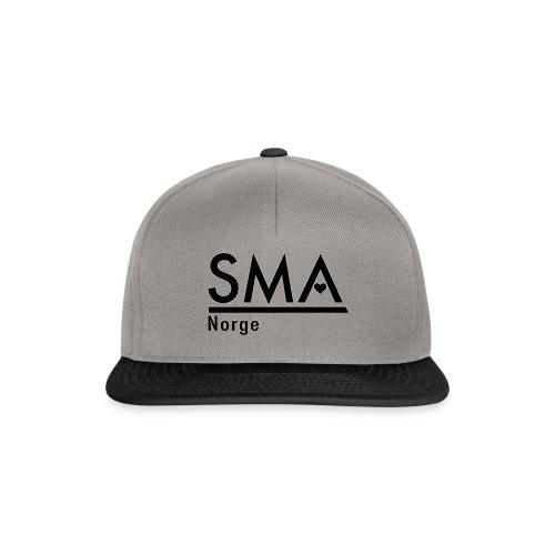 SMA Norge logo - Snapback-caps