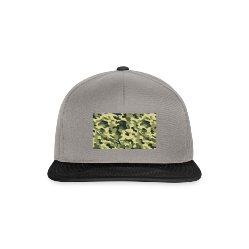 camouflage slippers - Snapback cap