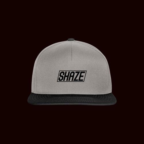 Shaze T-Shirt - Snapback cap