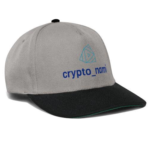 crypto_nami - Snapback Cap