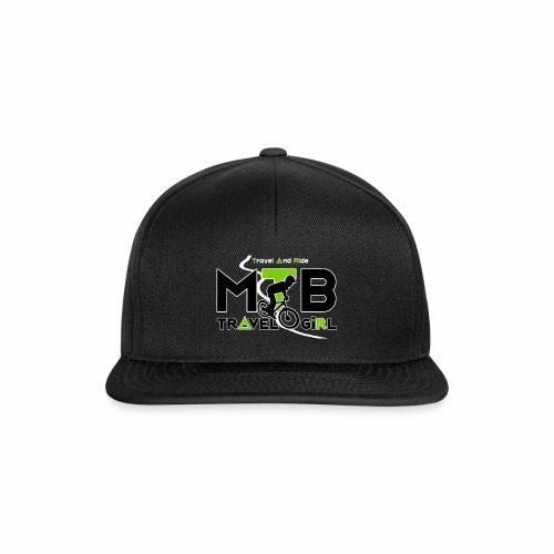 MTB Travel Girl - Snapback Cap