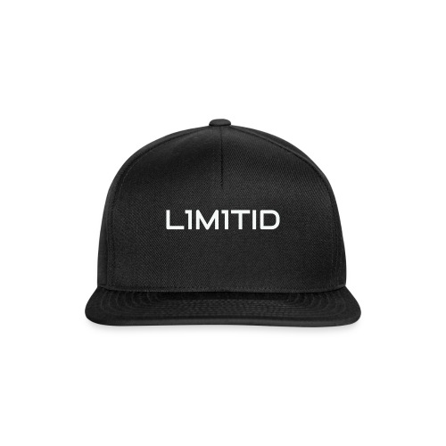 L1M1TID Official Tee - Snapback-caps