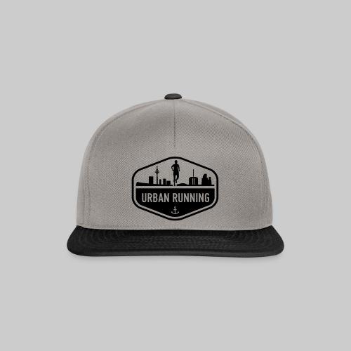 UrbanRunningLogo - Snapback Cap