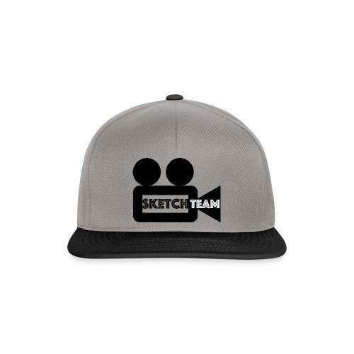 SketchTeam Logga T-shirt - Snapbackkeps