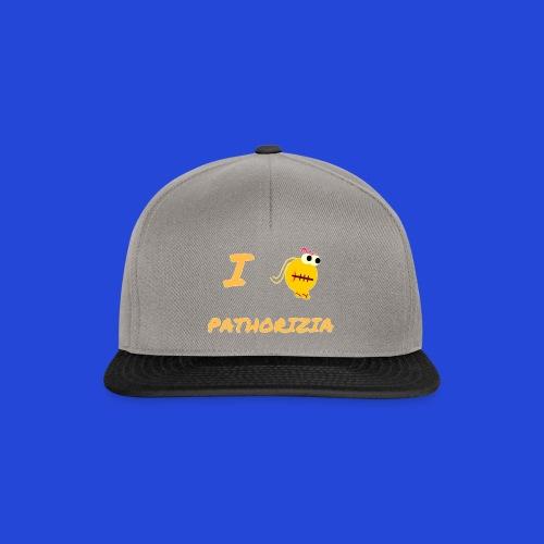 Love Pathorizia - Snapback Cap