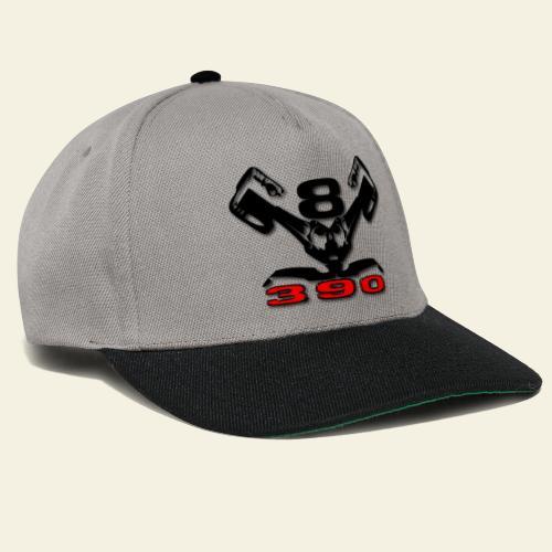 390 v8 - Snapback Cap