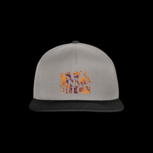 sex on the bitch - Casquette snapback