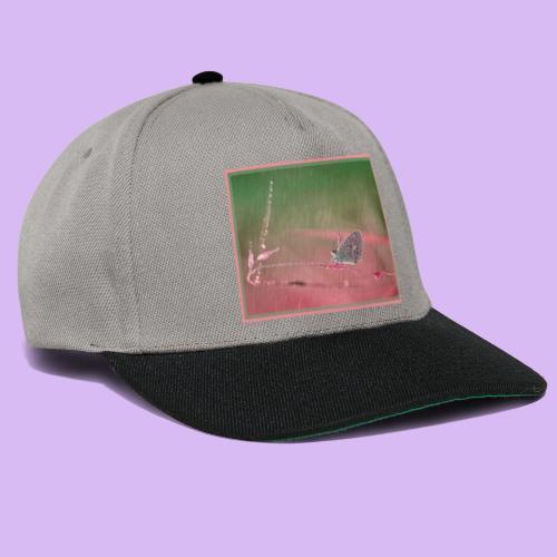 Farfalla nella pioggia leggera - Snapback Cap