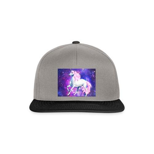 Magical unicorn shirt - Snapback Cap