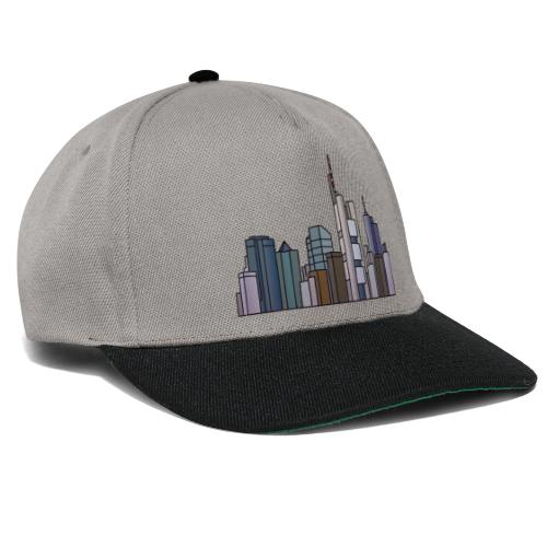Frankfurt Skyline c - Snapback Cap