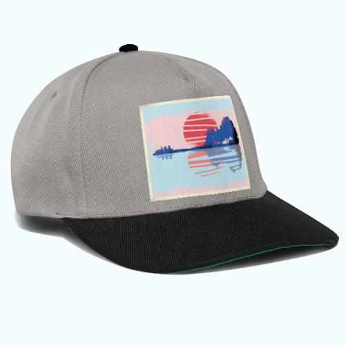 Vintage graffiti - Snapback Cap