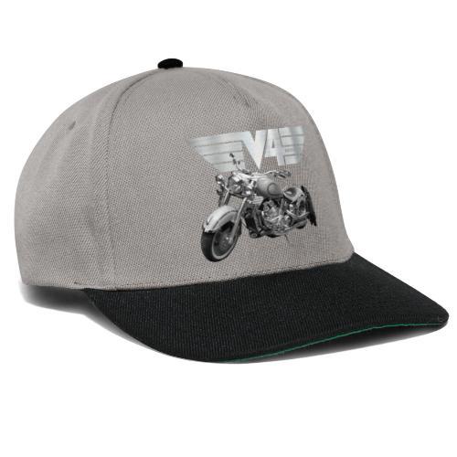 Royal Star silver Wings - Snapback Cap