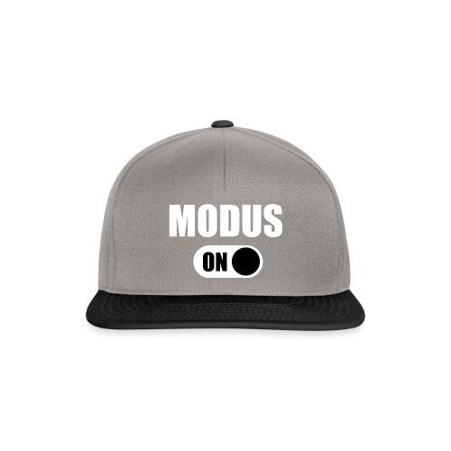 Modus on - Snapback Cap