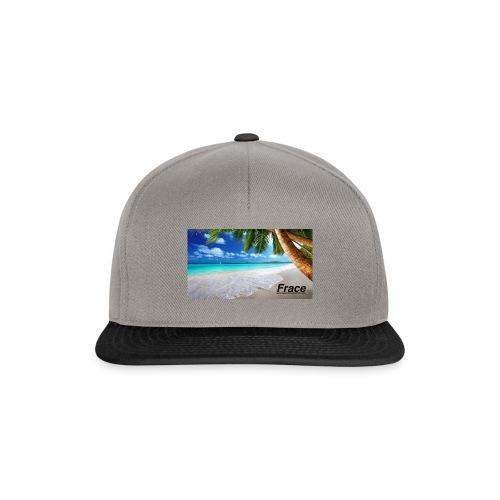 fracecoskun merch - Snapback Cap