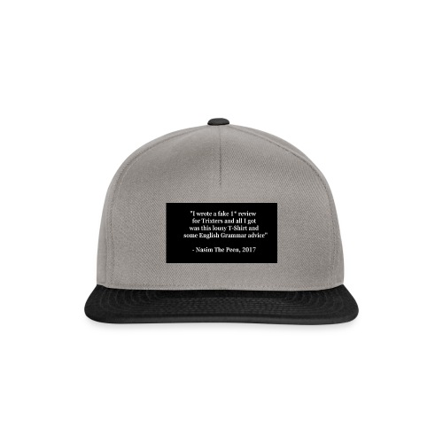 NasimPeen - Snapback Cap