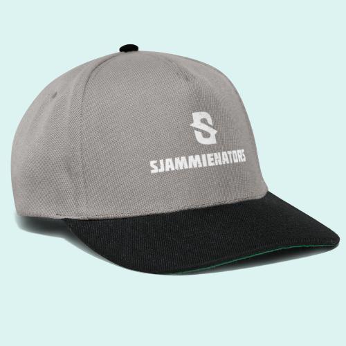 Sjammienators WIT - Snapback cap