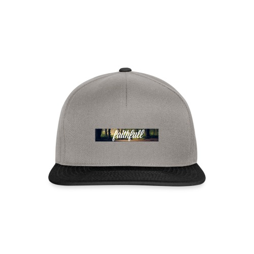 faithfullt-shirt trees - Snapback cap