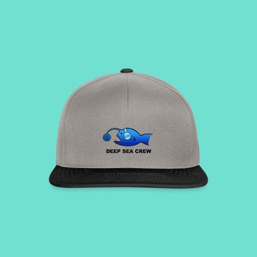 DeepSeaCrew - Snapback Cap